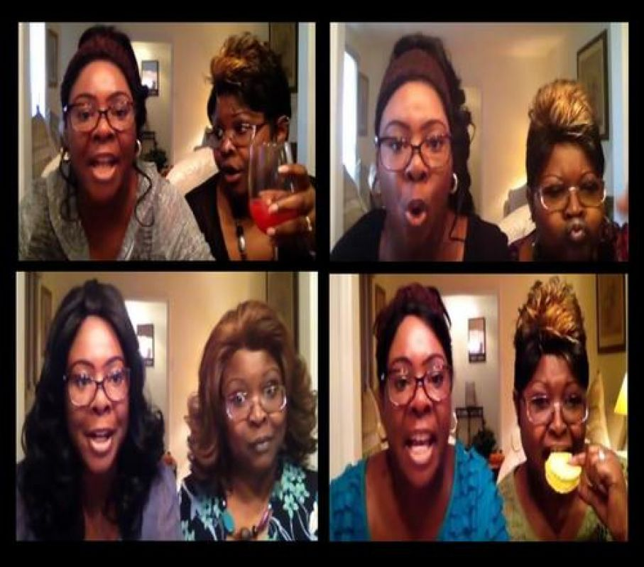 Thursday: Diamond and Silk talk Trump, America, and so much more!