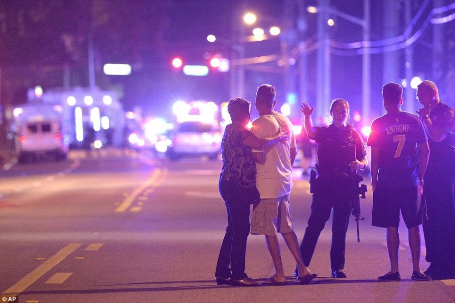 Terror in the Homeland: ISIS claims responsibility for Orlando slaughter